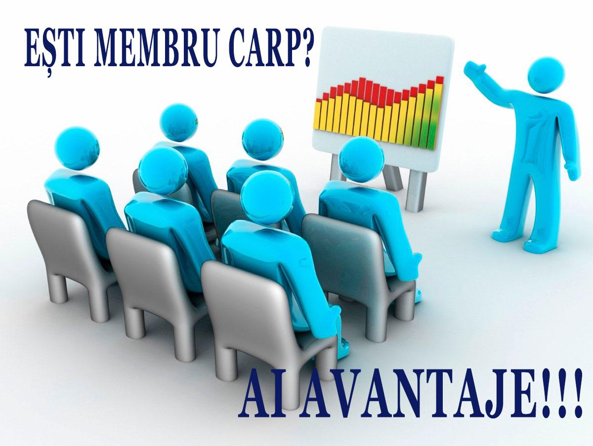 avantaje MEMBRU CARP ALBA IULIA