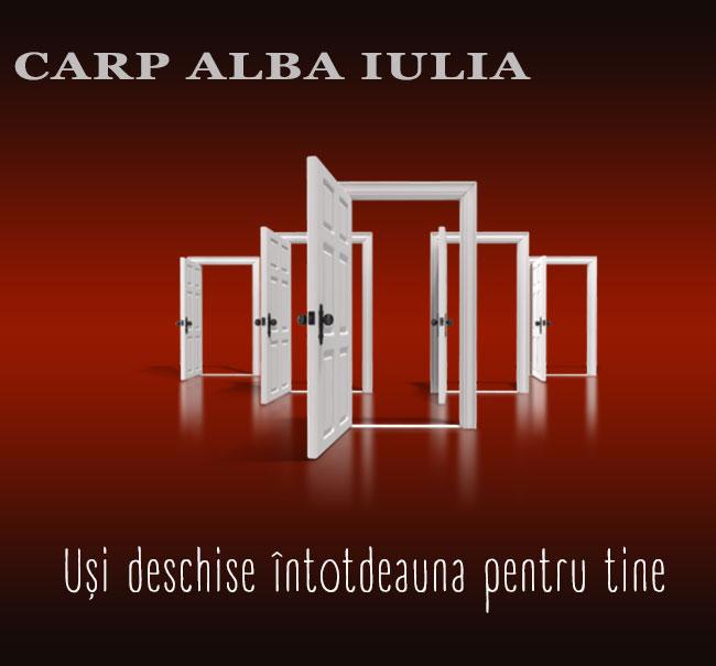 usi-deschise CARP ALBA IULIA